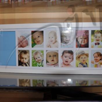 ساخت تندیس پا و دست نوزاد