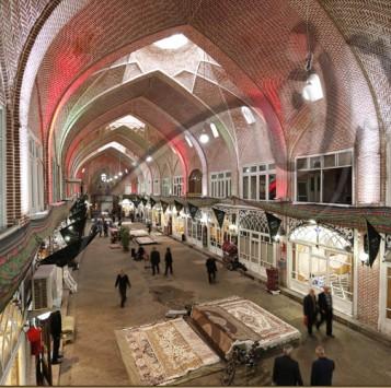 عکاسی از بازارمظفریه تبریز