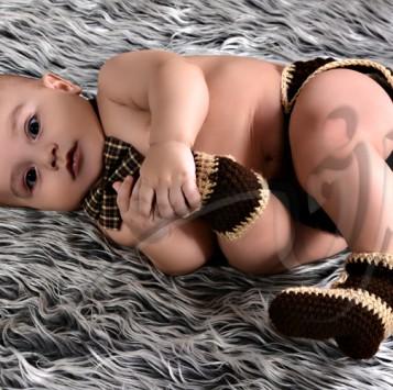 عکاسی حرفه ای از نوزاد