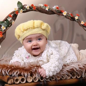 عکاسی از نوزاد به صورت حرفه ای