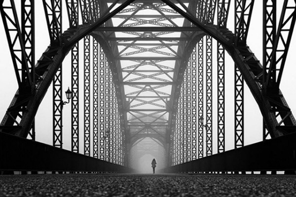 نکات عکاسی سیاه و سفید از مناظر